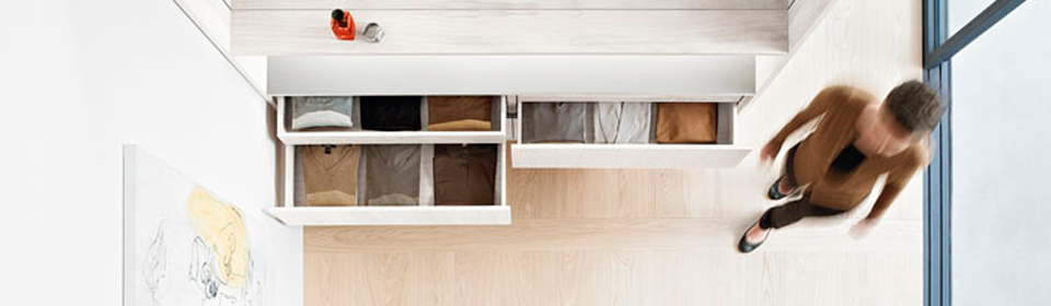 drawer movento