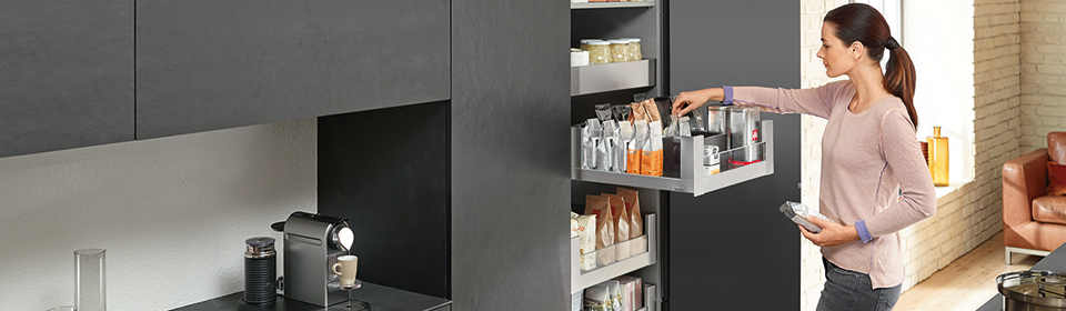 pantry spacetower